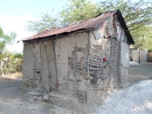 Zeen's old home
