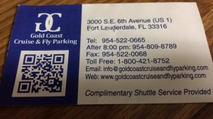 Gold Coast Cruise and Fly Parking