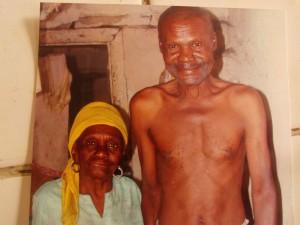 Zeen and husband