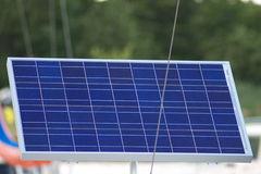 GHOC solar panels