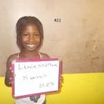 #22. Loucessitha Belzine