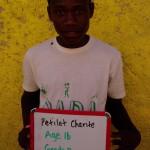Petilet Charlte-age16-grade7