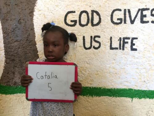 2018 11 Catalina, school and 2 foster care