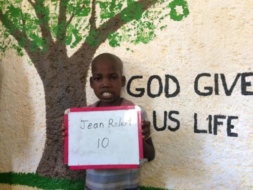 2019 09 Garden Hope of Children - Jean Robert 10
