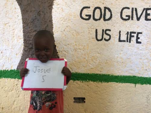 2019 09 Garden Hope of Children - Josue 5